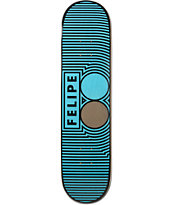 "Plan B Felipe Step 7.75"" Skateboard Deck"