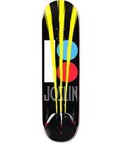 Plan B Joslin Snikt 8.25" Skateboard Deck