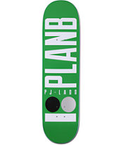 Plan B Ladd Basic 8.0 Skateboard Deck