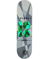 Plan B Ladd Jagged P2 8.0 Skateboard Deck