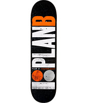 Plan B OG Logo 8.0 Skateboard Deck
