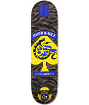 Plan B P-Rod BDU P2 8.0 skateboard Deck