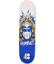 Plan B P-Rod Headdress 8.0 skateboard Deck