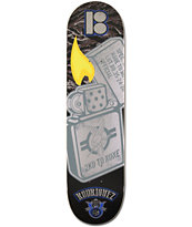 Plan B P-Rod Lighter P2 8.0 skateboard Deck