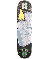 Plan B PJ Ladd Lighter P2 8.0 Skateboard Deck