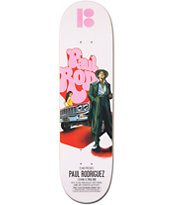 Plan B Paul Rodriguez Action Flick 8.25 Skateboard Deck