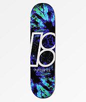 Plan B Pudwill Nebula 8.0 Skateboard Deck