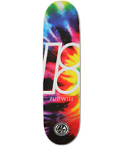 "Plan B Pudwill Nexus P2 8.125"" Skateboard Deck"