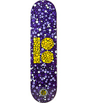 "Plan B Pudwill P2 Eye Test 8.0"" Skateboard Deck"