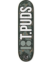 Plan B Pudwill Urban 8.0 P2 Skateboard Deck
