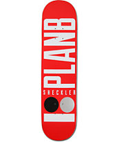 "Plan B Sheckler Basic 7.75"" Skateboard Deck"