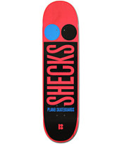 Plan B Sheckler Lucid 8.0 Skateboard Deck