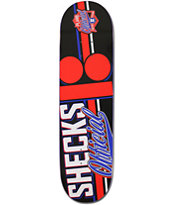 Plan B Sheckler Skewed 8.25 Skateboard Deck