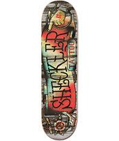 """Plan B Sheckler Store Front 8.0"""" Skateboard Deck"""
