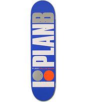 Plan B Team OG 7.62 Skateboard Deck