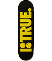 "Plan B Team True 8.3"" Skateboard Deck"
