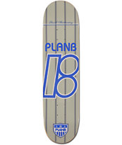 Plan B Team United 7.75 Skateboard Deck