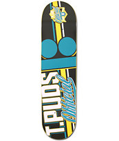 Plan B Torey Pudwill Skewed 7.75 Skateboard Deck