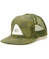 Poler Cyclops Camo Trucker Hat
