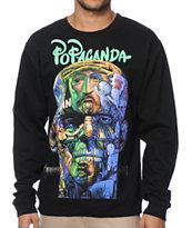 Popaganda Franken Crew Neck Sweatshirt