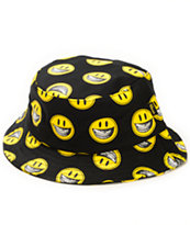 Popaganda Grin Bucket Hat