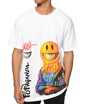 Popaganda Melting Grin T-Shirt