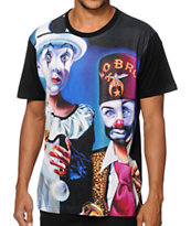 Popaganda Raising The Brow Sublimated Tee Shirt