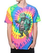 Popaganda Slow Moe Tie Dye T-Shirt