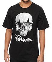 Popaganda Star Skull T-Shirt