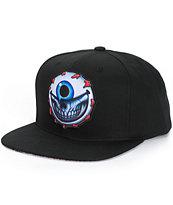 Popaganda x Mishka Eyeball Grin Snapback Hat