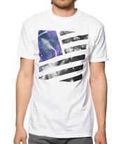 Popular Demand Galaxy Square Flag T-Shirt