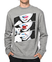 Popular Demand Liberty Candy Crew Neck Sweatshirt
