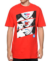 Popular Demand Liberty Candy Lips Tee Shirt