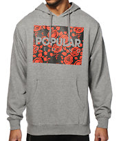 Popular Demand Rosa Box Hoodie