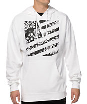 Popular Demand Rosa Square Flag Hoodie