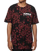 Popular Demand Takeover Rosa T-Shirt
