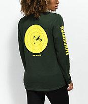 Post Malone Stoney Hunt Club Ammo Green & Yellow Long Sleeve T-Shirt