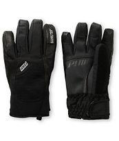 Pow Mega GTX Black GORE-TEX Snowboard Gloves
