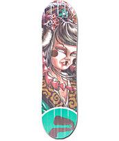 "Premier Geisha Wood 35"" Snowskate"