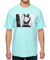Primitive After Party Mint Tee Shirt
