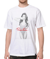 Primitive Ashley White Tee Shirt