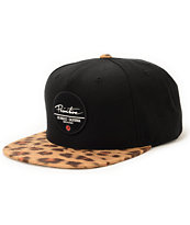 Primitive Beasts Black Snapback Hat