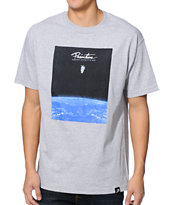 Primitive Beyond Grey Tee Shirt