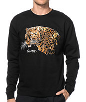 Primitive Big Cat Crew Neck Sweatshirt