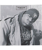 Primitive Biggie Raiders Sticker
