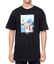 Primitive Biggie Twin Towers Black T-Shirt