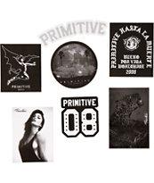 Primitive Black Pack Sticker Pack