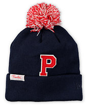 Primitive Block Party Pom Beanie