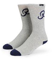 Primitive Classic P Crew Socks
