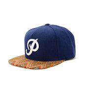 Primitive Classic P Quest Snapback Hat